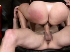 this large booty lalin girl can riding the cock.