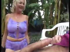 cutie mommy and not her son outdoor