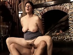 naughty older slut goes insane engulfing part1