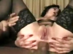 screaming anal group-sex
