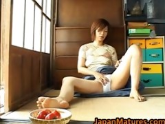 chisato shouda astonishing older japanese part9