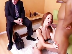oh no! theres a negro in my wife! - scene 7