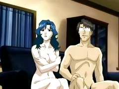 anime mommy sexy engulfing unyielding rod and