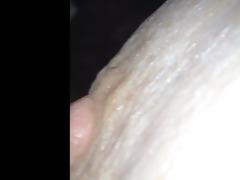 engulfing &; licking her ripe nipple,