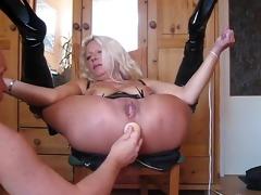 german wife rectal aperture play