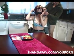 shandafay copulates him dirty!! pegging &