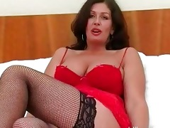 large breasted slut wife fucks dark hunk in hot