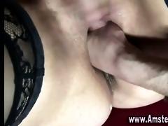 hawt older hooker acquires a ejaculation