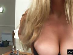breasty jenny badeaus bedroom antics