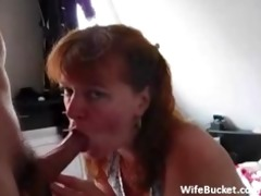 she is lastly eats my cum
