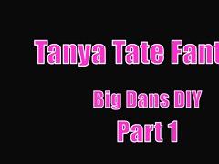 tanya tate calls large dan for some cocksucking