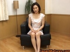hawt aged oriental woman is outstanding for part11