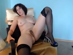 virtual fucking a 109 year-old milf