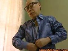 hawt oriental sweetheart has older sex part9