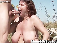 lascivious mother i receives her bushy muf