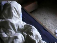 waking up my czech pussy