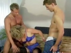 german older drilled by boyz