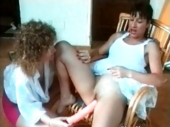 bawdy aged floozy plays hawt lesbo part8