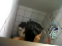 episode - wife sister baths hidden web camera spy