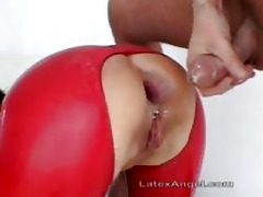 extraordinary older fetish mama hardcore anal