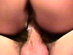 my wife bonks my friend and feels cum in her muff