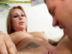 hot wife is a large dark bull paramour